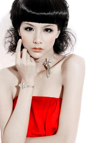 第五届cctv电视模特大赛冠军 郭思雅