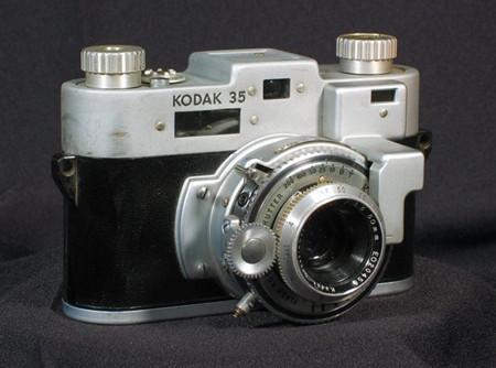 柯达胶片相机Kodak35-图説 柯达百年沉浮录