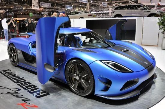 速度最快——柯尼塞格 agera r   瑞典超跑制造商柯尼塞格高清图片
